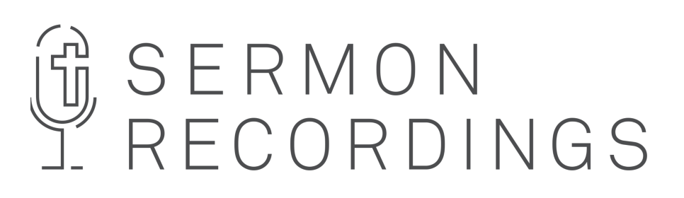 Sermon Recordings Logo